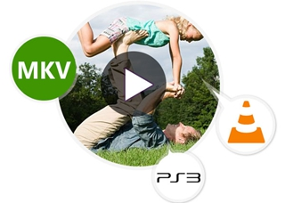 Play MKV on PS3