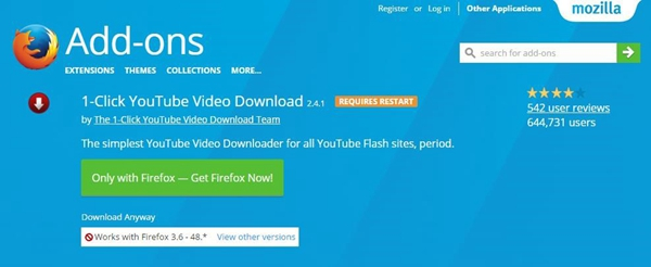 Firefox Video Downloader: 3 Ways to Download Video from Firefox