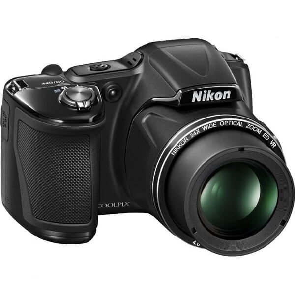 Nikon Coolpix L830 Digital Camera