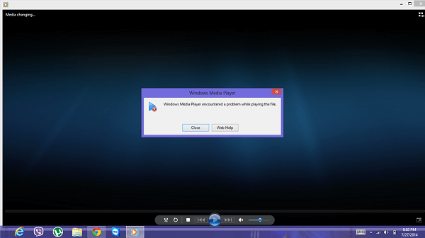 Windows Media Player Troubleshooting