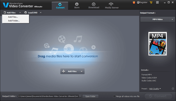 Launch AIFF to MP3 Converter
