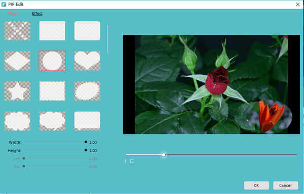 how to create a picture from a video